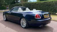 USED 2020 ROLLS ROYCE DAWN 6.6 V12 Auto 2dr (4 seat) VAT Q /  DELIVERY MILES