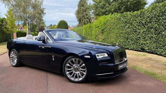 View our ROLLS ROYCE DAWN