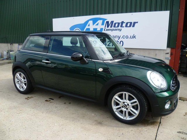 2011 61 MINI HATCH COOPER 1.6 Cooper 3dr