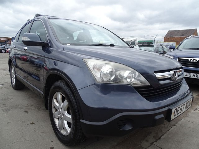 USED 2007 57 HONDA CR-V 2.2 I-CTDI SE 5d 139 BHP GOOD SPEC