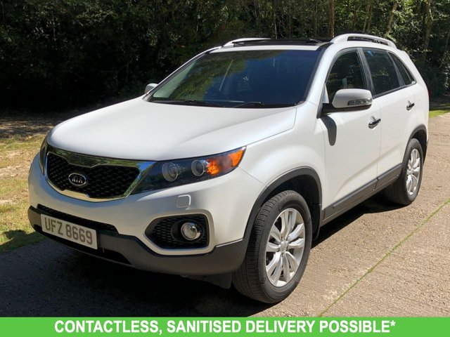 USED 2014 12 KIA SORENTO 2.4 Petrol, Auto 2012 MY.  7 Seats Petrol AUTOMATIC LOW MILEAGE, MANY EXTRAS.FINANCE ME TODAY-UK DELIVERY POSSIBLE