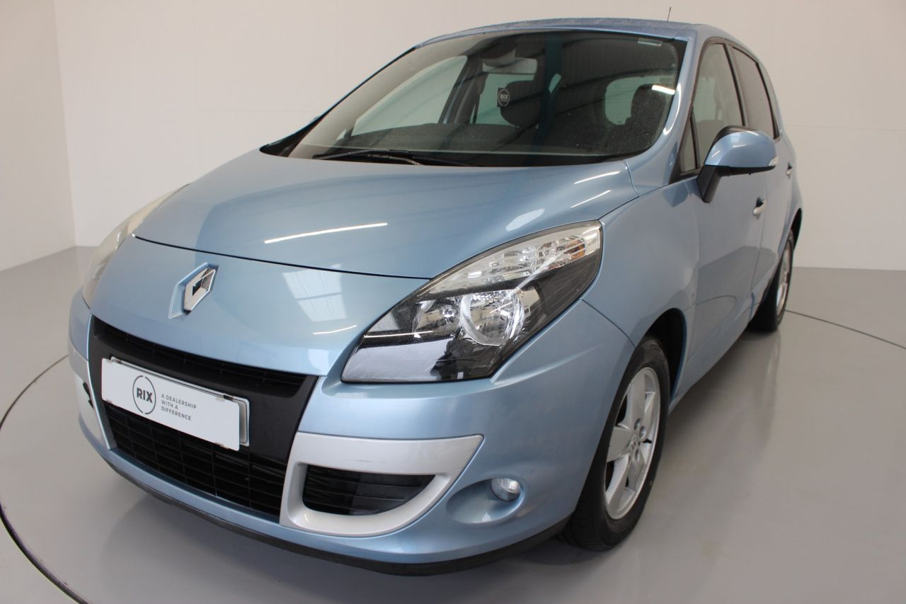 Used RENAULT SCENICfor sale