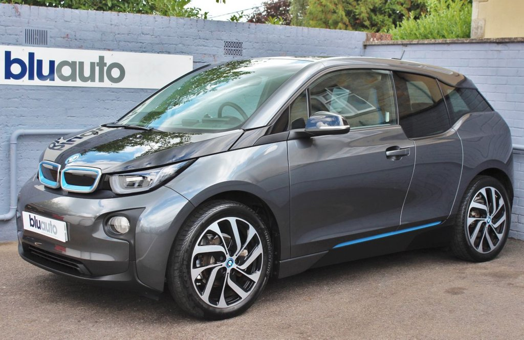 USED 2017 67 BMW I3 0.6 I3 RANGE EXTENDER 5d 168 BHP Immaculate Condition, 94AH, Lovely Spec....
