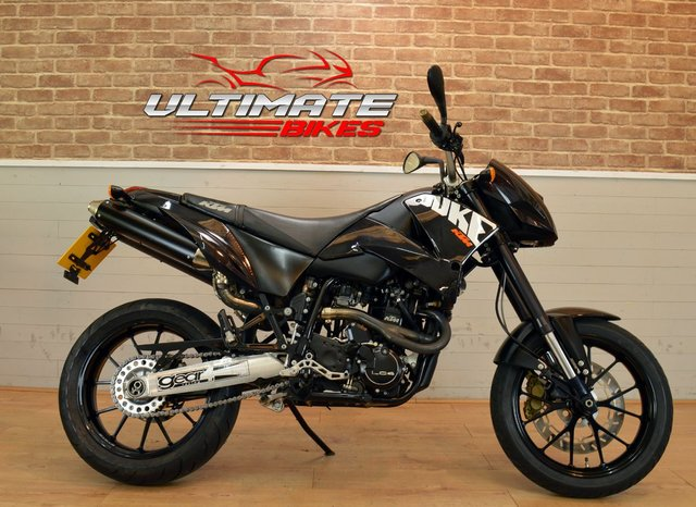 USED 2001 51 KTM 620 DUKE - FREE NATIONWIDE DELIVERY