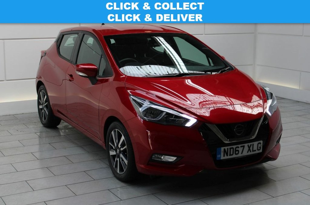 USED 2018 67 NISSAN MICRA 0.9 IG-T Acenta Limited Edition (start/stop)