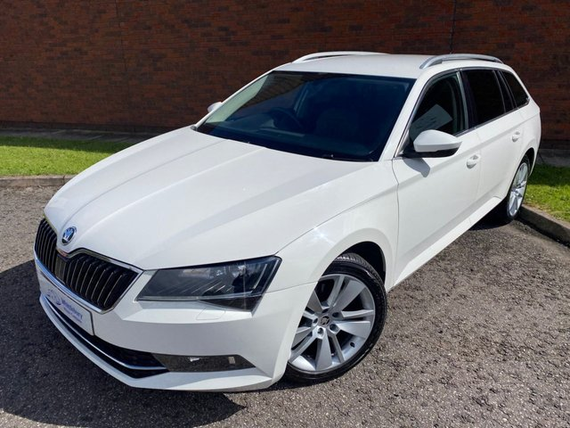 2016 16 SKODA SUPERB 2.0 SE L EXECUTIVE TDI DSG 5d 148 BHP
