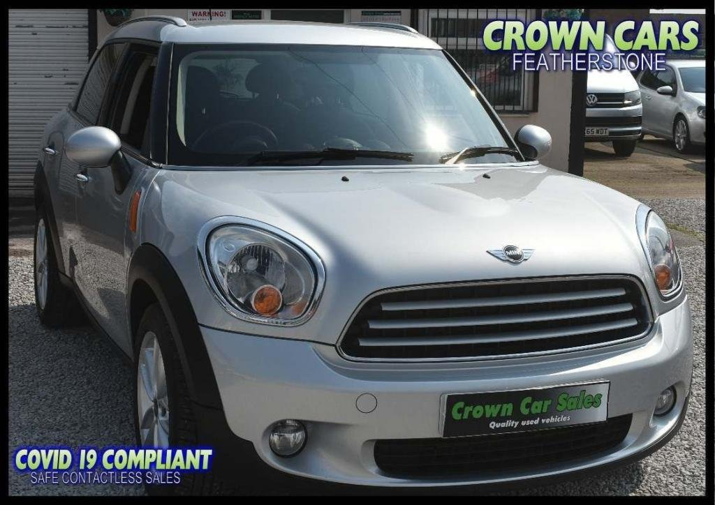 USED 2012 62 MINI COUNTRYMAN 1.6 Cooper D 5dr TWO FORMER OWNERS