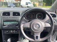 USED 2011 18 VOLKSWAGEN POLO 1.4 SE DSG 5d AUTO 85 BHP
