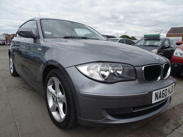USED 2010 60 BMW 1 SERIES 2.0 116D SPORT 3d 114 BHP LOW TAX