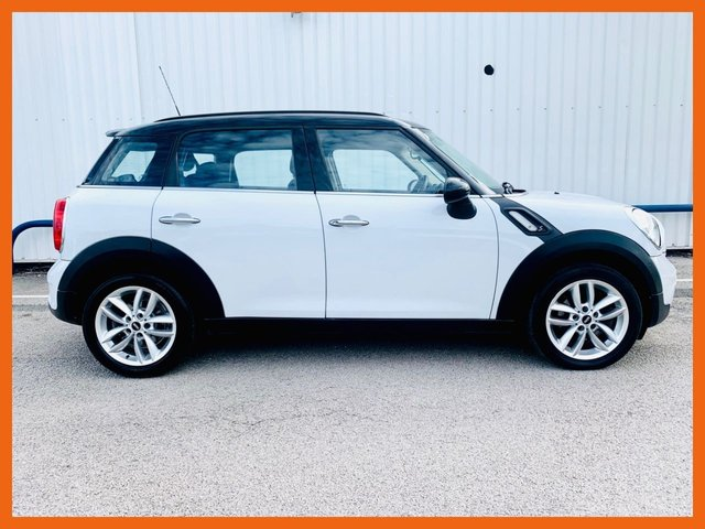 USED 2013 63 MINI COUNTRYMAN 2.0 COOPER SD 5d 141 BHP FULL SERVICE HISTORY - MOT JUNE 2021 - ONLY 1 PREVIOUS OWNER - REAR PARK SENSORS - 3 MONTHS WARRANTY