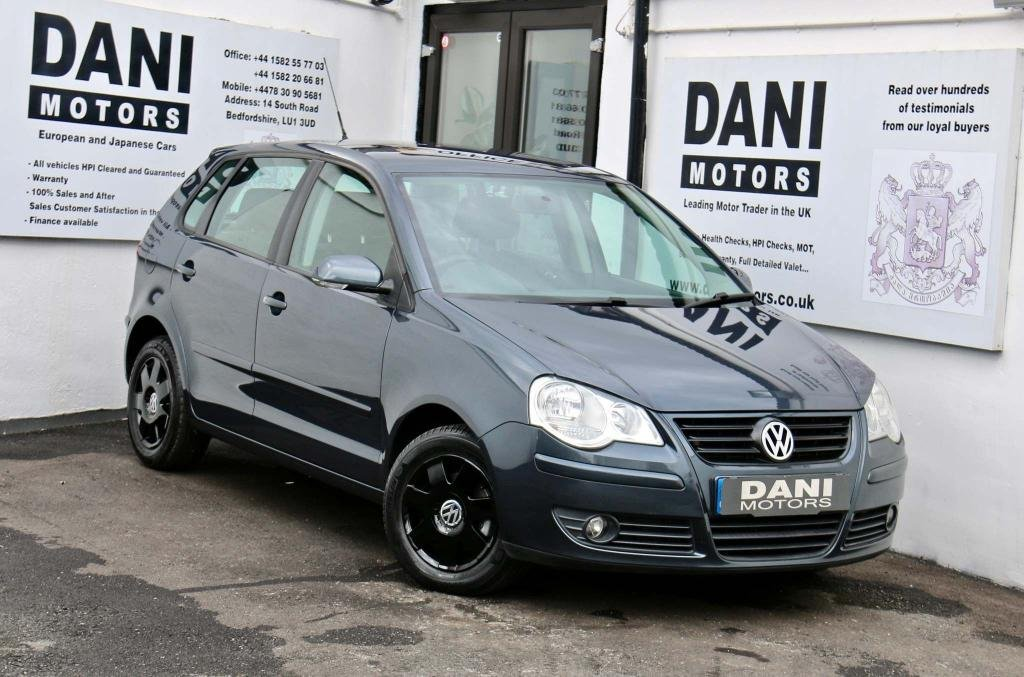 USED 2006 56 VOLKSWAGEN POLO 1.4 S 5dr **GREAT VALUE **