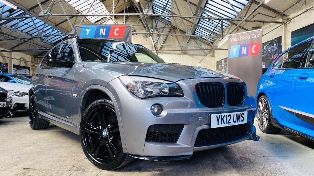 USED 2012 12 BMW X1 2.0 18d M Sport xDrive 5dr YNCSTYLING+XDRIVE+18S