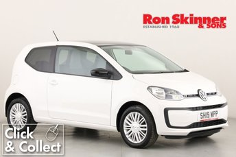 2019 VOLKSWAGEN UP}