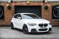 USED 2014 14 BMW 1 SERIES 3.0 M135I 3d 316 BHP