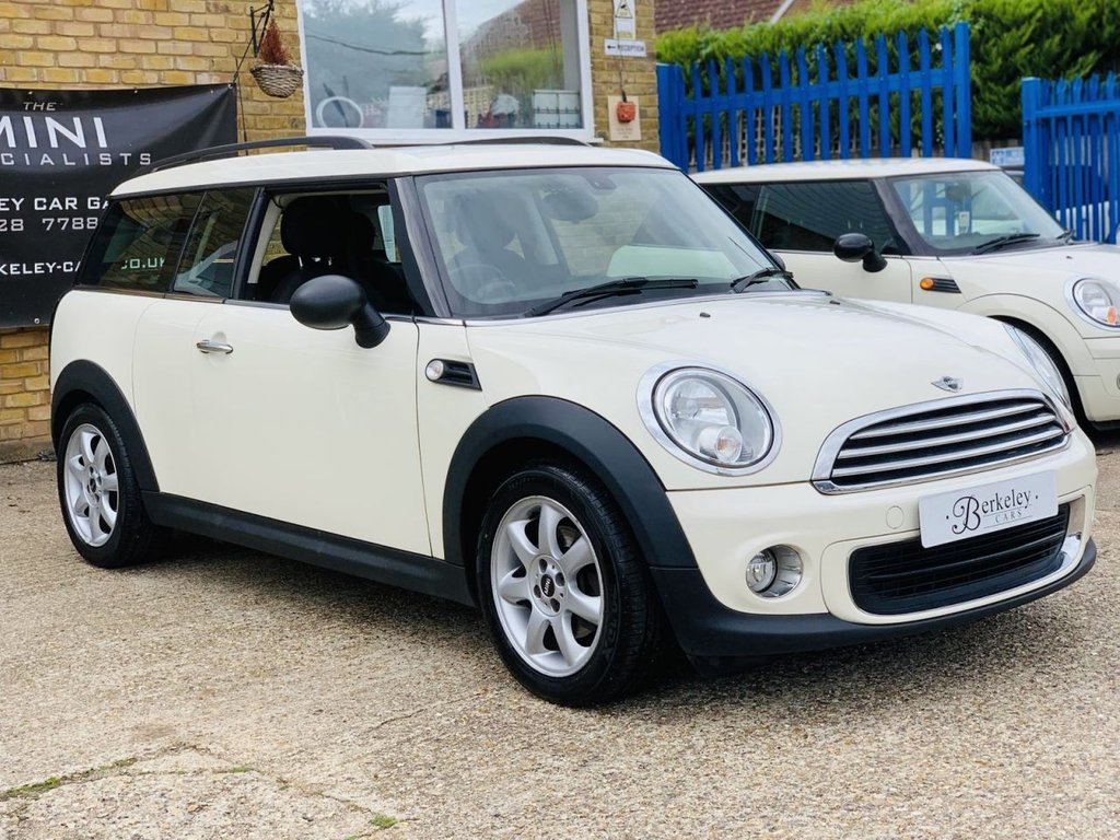 USED 2014 14 MINI CLUBMAN 1.6 ONE 5d 98 BHP WE SPECIALISE IN MINI'S!!!!!!