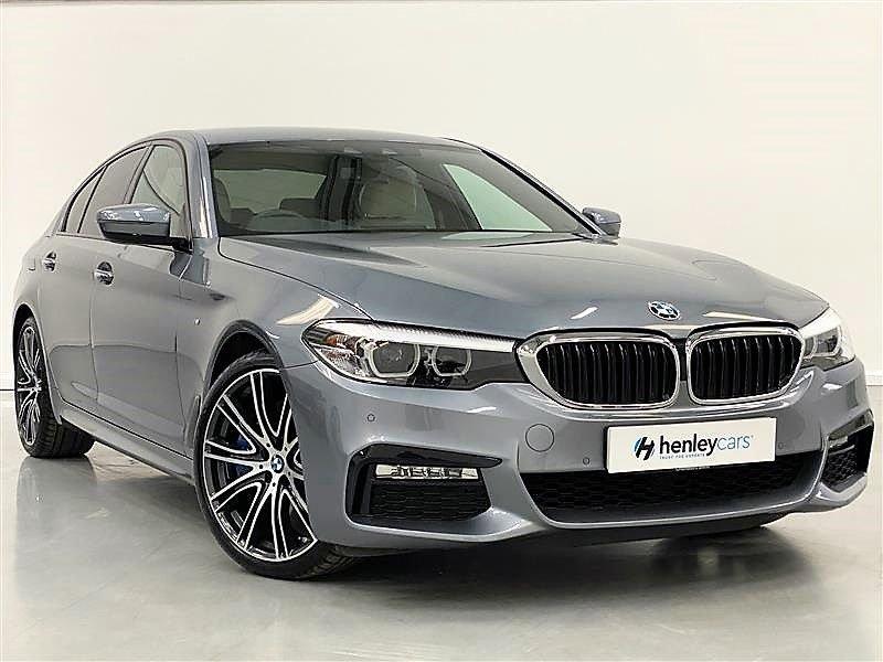 USED 2018 18 BMW 5 SERIES 3.0 540I XDRIVE M SPORT