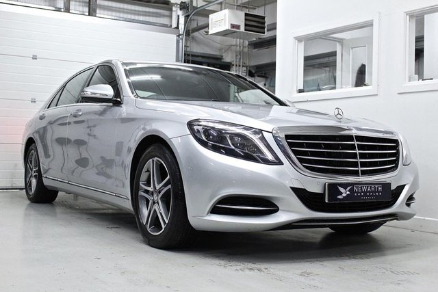 2014 14 MERCEDES-BENZ S CLASS 3.0 S350 CDI BlueTEC SE Line L (Executive) 7G-Tronic Plus 4dr