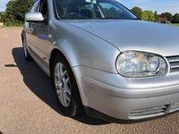 USED 2002 52 VOLKSWAGEN GOLF 1.9 GT TDI 5d 129 BHP