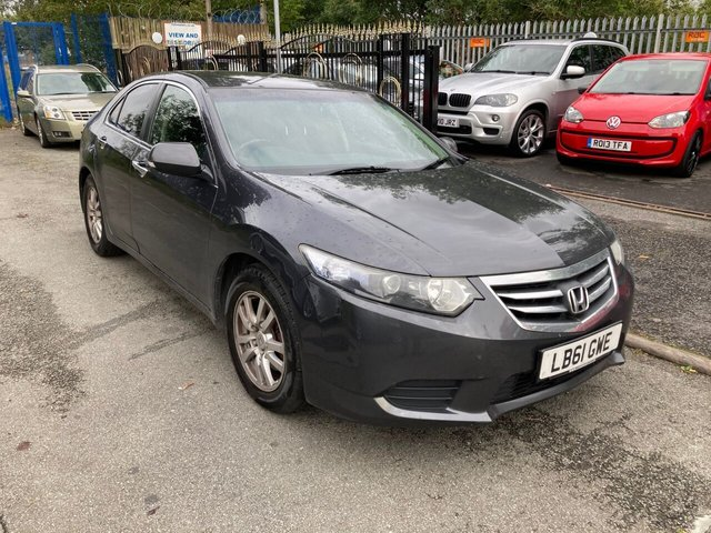 USED 2012 HONDA ACCORD 2.2 I-DTEC ES 4d 148 BHP 1 FORMER KEEPER+ALLOYS+USB/AUX+CLIMATE+CRUISE+ELECTRICS+CLEAN CAR+4 NEW TYRES+RECENT SERVICE+