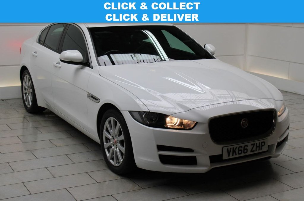 USED 2016 04 JAGUAR XE 2.0 GTDi SE Auto (start/stop)[197 BHP]
