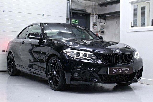 2016 66 BMW 2 SERIES 2.0 220d M Sport Auto (s/s) 2dr