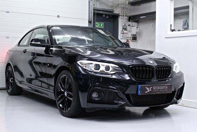 2017 17 BMW 2 SERIES 1.5 218i M Sport (s/s) 2dr