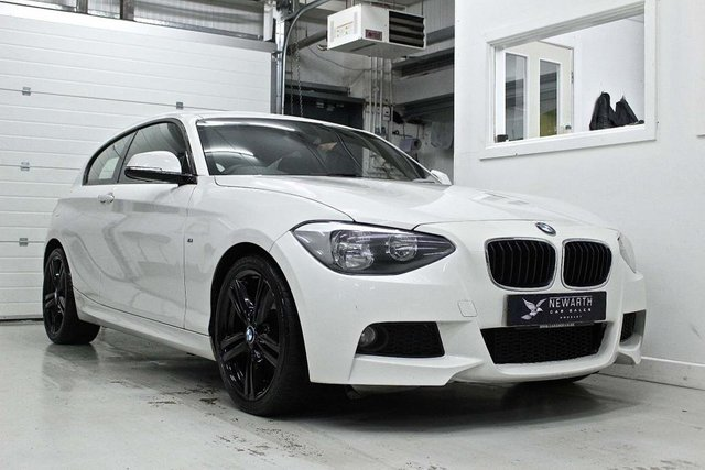 2014 14 BMW 1 SERIES 2.0 125d M Sport Sports Hatch 3dr