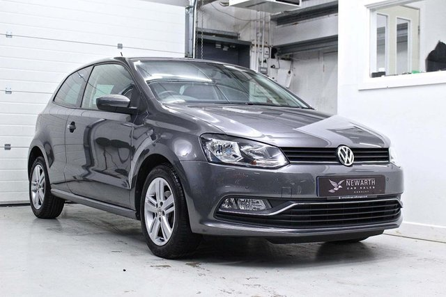 2016 66 VOLKSWAGEN POLO 1.2 TSI Match (s/s) 3dr