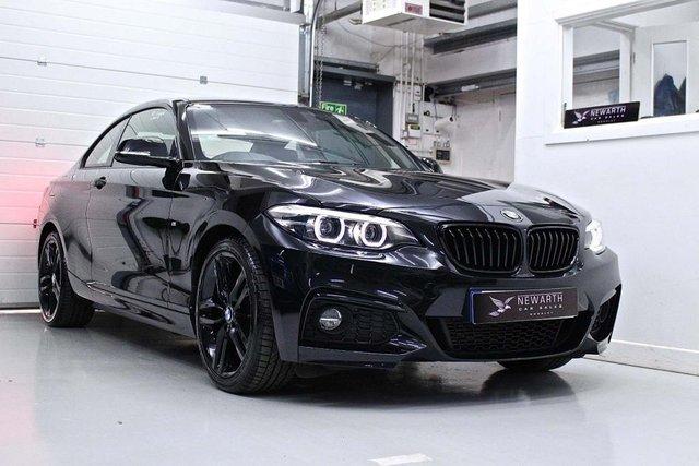 2018 18 BMW 2 SERIES 2.0 218d M Sport (s/s) 2dr