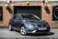 USED 2017 17 SEAT LEON 2.0 TDI FR TECHNOLOGY 3d 150 BHP