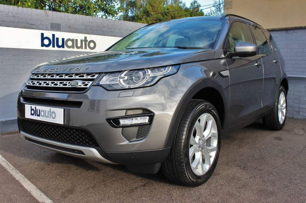 USED 2016 16 LAND ROVER DISCOVERY SPORT 2.0 TD4 HSE 5d 180 BHP 1 Owner, Land Rover History, Huge Specification, Excellent Condition