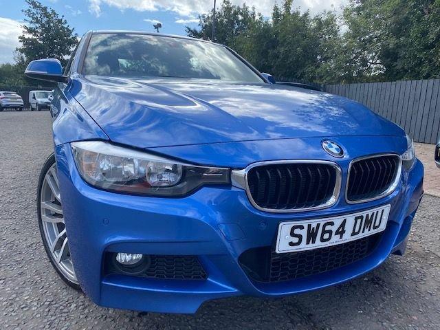 2014 64 BMW 3 SERIES 3.0 330D XDRIVE M SPORT 4d AUTO 255 BHP