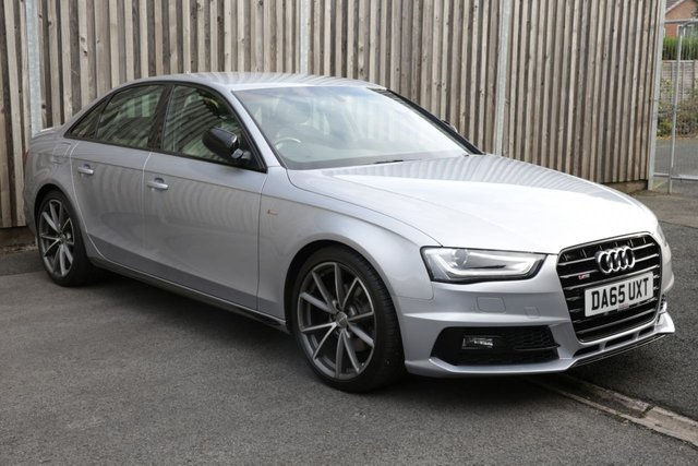 AUDI A4 at Bonsha Motors