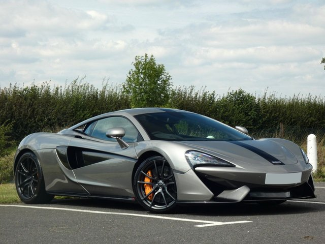 View our MCLAREN 570S