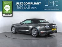 USED 2017 17 FORD MUSTANG 5.0 GT 2d AUTO 410 BHP FSH-FULL LEATHER-CAMERA-SAT NAV