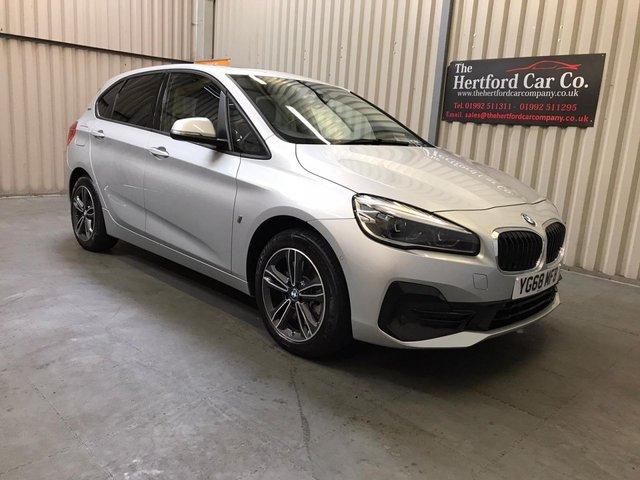 2019 68 BMW 2 SERIES 1.5 225XE SPORT PREMIUM ACTIVE TOURER 5d 134 BHP