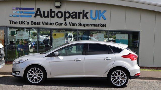 USED 2017 67 FORD FOCUS 1.5 TITANIUM X TDCI 5d 118 BHP LOW DEPOSIT OR NO DEPOSIT FINANCE AVAILABLE . COMES USABILITY INSPECTED WITH 30 DAYS USABILITY WARRANTY + LOW COST 12 MONTHS ESSENTIALS WARRANTY AVAILABLE FOR ONLY £199 .  WE'RE ALWAYS DRIVING DOWN PRICES .