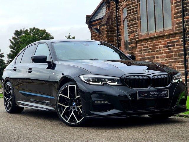 2019 19 BMW 3 SERIES 2.0 320D XDRIVE M SPORT 4d 188 BHP