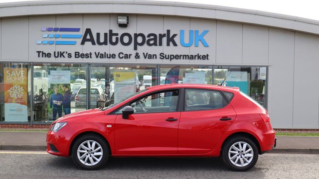 USED 2017 17 SEAT IBIZA 1.0 SOL 5d 74 BHP LOW DEPOSIT OR NO DEPOSIT FINANCE AVAILABLE . COMES USABILITY INSPECTED WITH 30 DAYS USABILITY WARRANTY + LOW COST 12 MONTHS ESSENTIALS WARRANTY AVAILABLE FOR ONLY £199 .  WE'RE ALWAYS DRIVING DOWN PRICES .