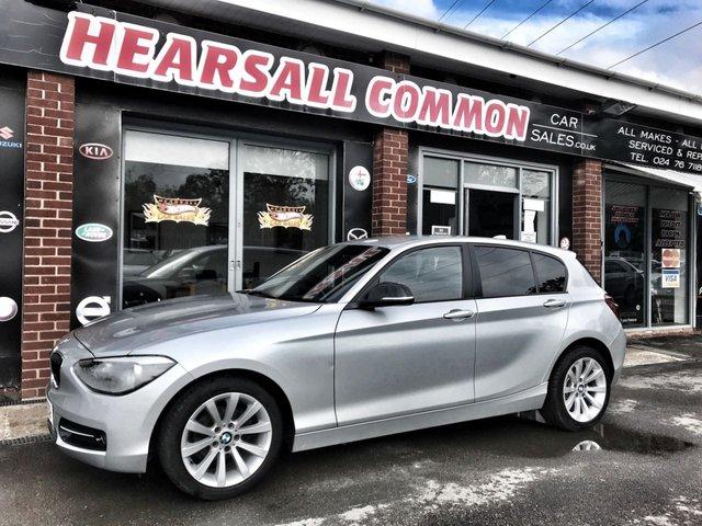 USED 2011 61 BMW 1 SERIES 2.0 116D SPORT 5d 114 BHP