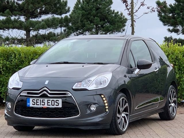 USED 2015 15 DS DS 3 1.6 BLUEHDI DSTYLE NAV S/S 3d 98 BHP
