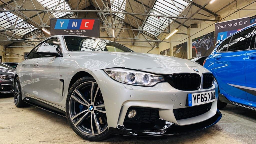 USED 2016 65 BMW 4 SERIES 3.0 430d M Sport Gran Coupe 5dr PERFORMANCEKIT+19S+MPLUSPACK+