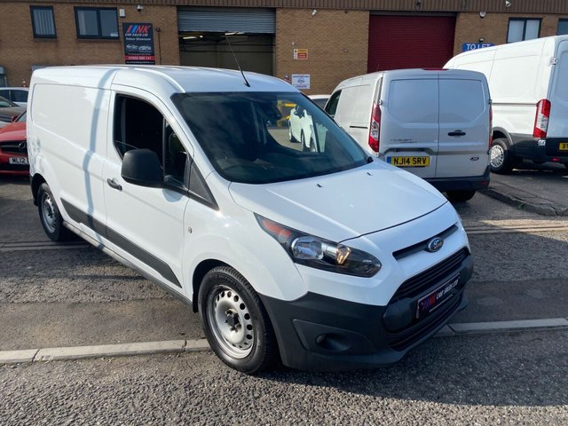 2017 66 FORD TRANSIT CONNECT 1.5 240 P/V 100 BHP PRICE IS PLUS VAT LONG WHEEL BASE  3 SEATER  SOLD TO MARTIN FROM GOOLE