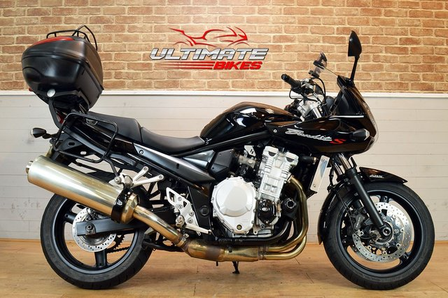 USED 2009 09 SUZUKI GSF 650 BANDIT  - FREE NATIONWIDE DELIVERY