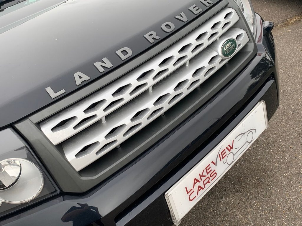 USED 2012 61 LAND ROVER FREELANDER 2.2 SD4 XS 5d 190 BHP