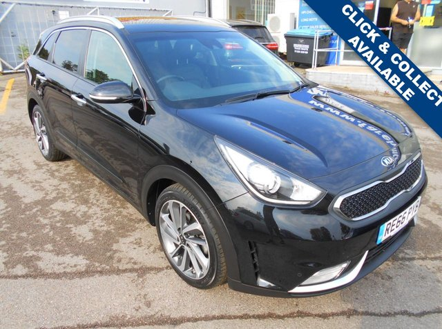 USED 2016 66 KIA NIRO 1.6 3 5d AUTO 104 BHP STUNNING CONDITION AND DRIVE