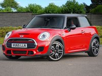 USED 2015 65 MINI HATCH JOHN COOPER WORKS 2.0 JOHN COOPER WORKS Manual 230ps MediaXL
