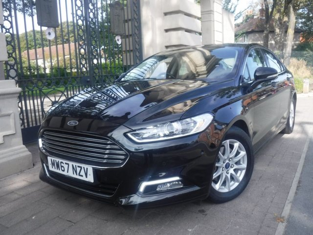 USED 2017 67 FORD MONDEO 1.5 TITANIUM ECONETIC TDCI 5d 114 BHP *** FINANCE & PART EXCHANGE WELCOME *** 1 OWNER FROM NEW SAT/NAV BLUETOOTH PHONE PARK ASSIST VOICE COMMAND APPLE CAR PLAY