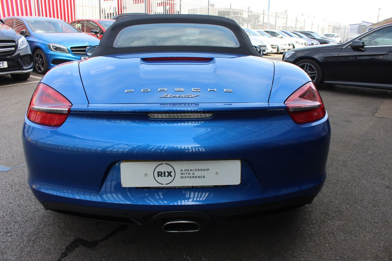 Used PORSCHE BOXSTER for sale