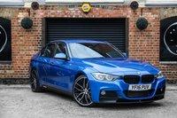 USED 2016 16 BMW 3 SERIES 2.0 318D M SPORT 4d AUTO 148 BHP